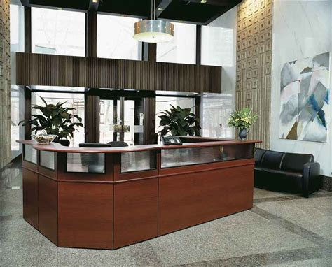 office reception furniture for boosting the