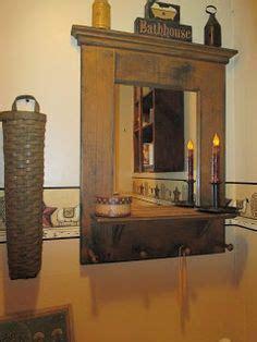 primitive bathroom mirrors mirror primitive bathroom pinterest