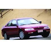HONDA Accord Coupe Specs  1994 1995 1996 1997 1998