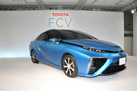 Hydrogen Toyota Toyota Is Giving Away A Hydrogen Car Autotribute