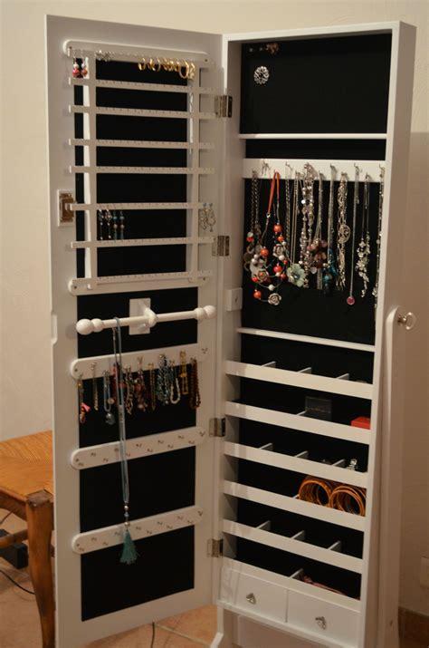 armoire à bijoux blokker armoire bijoux