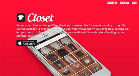 Closet App by The 5 Best Fashion Apps And To Help You Organize