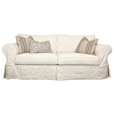 gordon skirted slipcover rolled arm sofa who