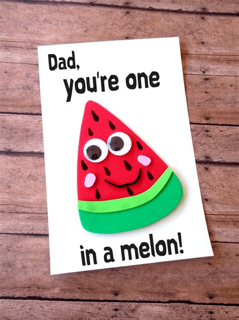 diy s day card template diy s day watermelon card with printable template