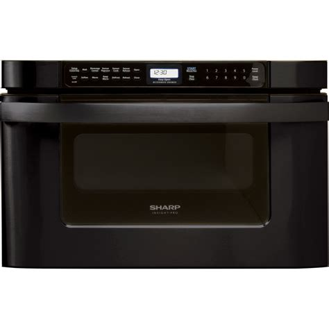 24 Sharp Microwave Drawer by Sharp Kb6524pk 24 Quot 1 2 Cu Ft Microwave Drawer Oven