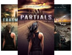 partials by dan wells 000746522x partials sequence 3 book series