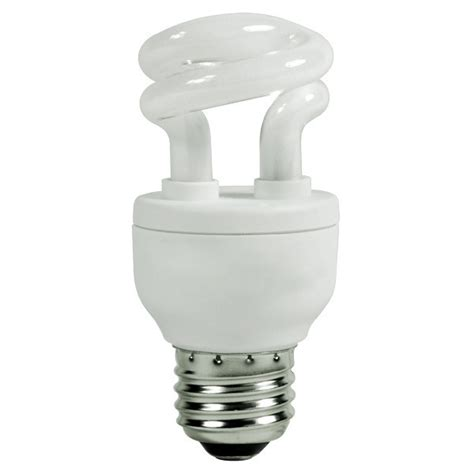 Lu Philips Spiral 5 Watt philips 14792 6 5 watt cfl 2700k