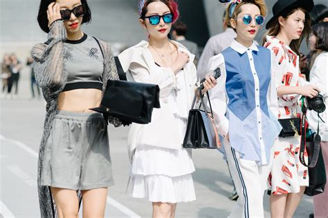 whats in style for 2015 fashion seoul fashion week fall 2015 street style 15