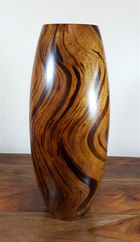 mango wood classic vase large decorative vases home