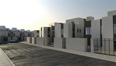 interior housing top international architecture design rayadah housing complex matteo nunziati