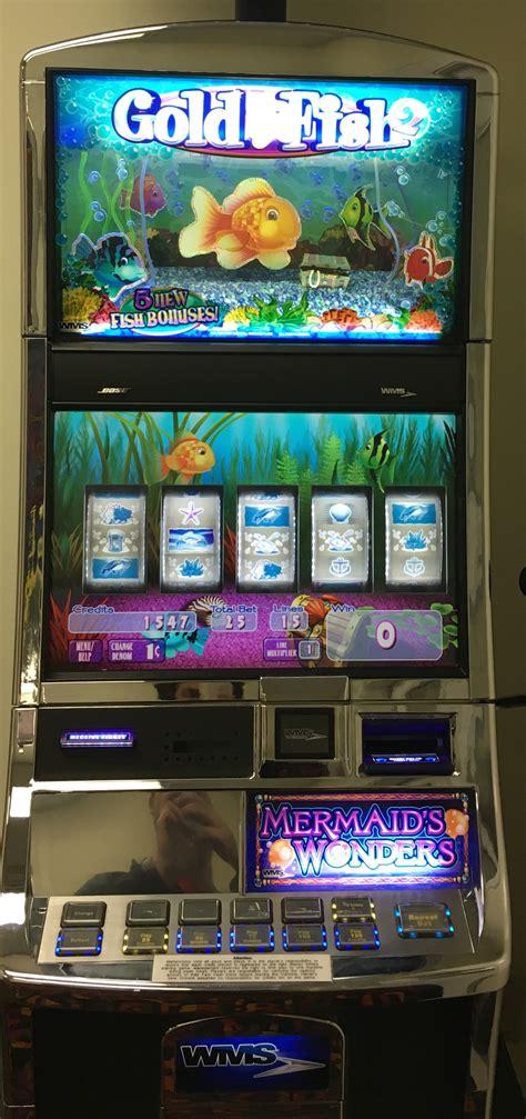 gold fish  slot machines unlimited