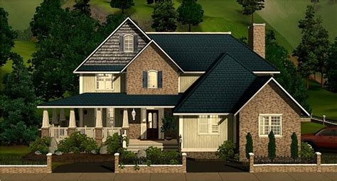 4 family homes my sims 3 blog large family home by everyone sims
