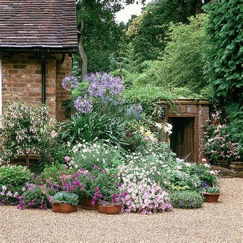 Ideas For Garden Borders Landscaping Garden Border Ideas