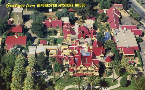 Mega Mansions Floor Plans by Can Of Mystery The Winchester Mystery House