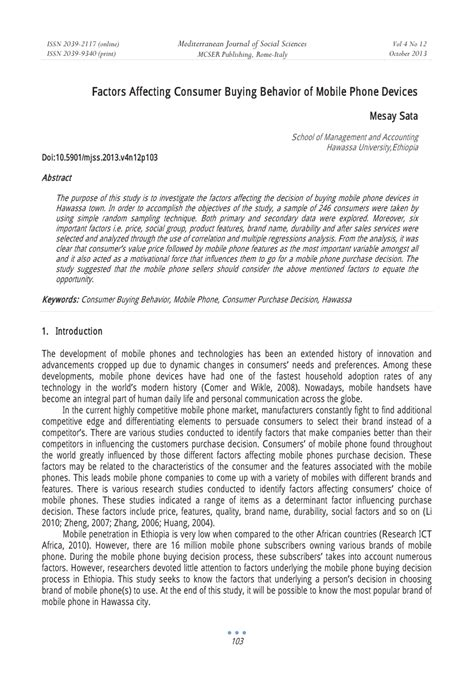 Sle Essay On Factors Affecting by Consumer Behavior Research Paper Topics 28 Images