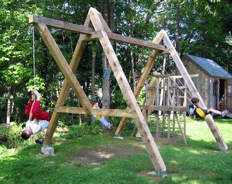 family swing new swingset
