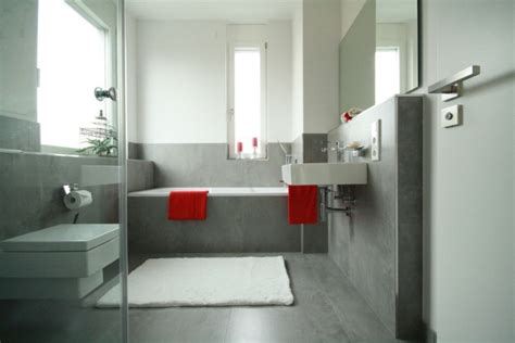 badezimmer fliesen rot grau 106 badezimmer bilder beispiele f 252 r moderne badgestaltung