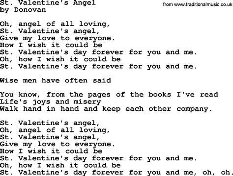 valentines songs lyrics valentines song lyrics 28 images tonight my original