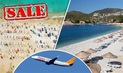 cheap flights pegasus airlines slashes fares to turkey and rest of europe by 30 per cent