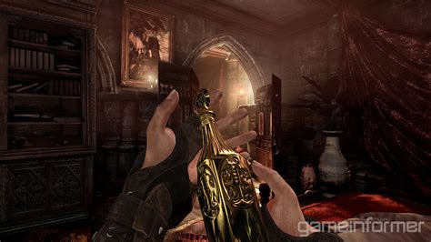 thief game exclusive thief screenshots features www gameinformer com