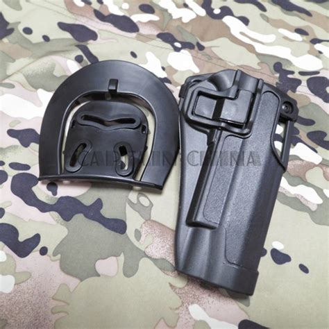 1911 Blackhawk Cqc Holster Style Plastic Tactical Holster Usa tactical gun holster c q c 1911 holster tactical 1911 plastic holsters black in gun