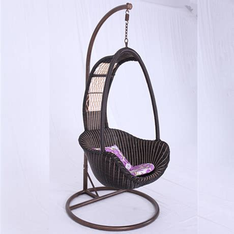 hanging basket chairs outdoor rattan basket swing small balcony hanging chair
