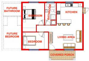 house plan zambia modern house