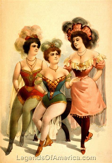 legends  america photo prints saloon style women