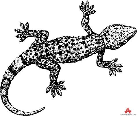 lizard clipart 7 wikiclipart