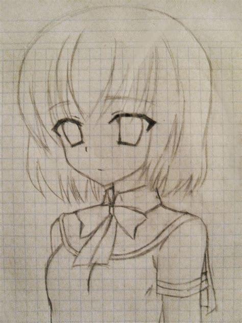 imagenes para dibujar a lapiz faciles de anime dibujos de anime para dibujar a lapiz imagui