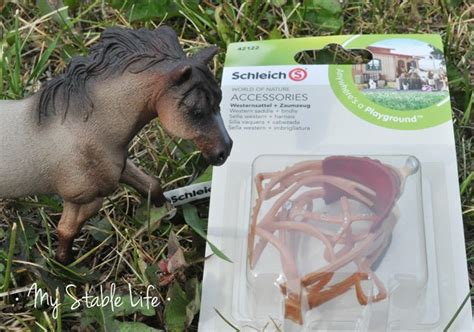 Horse Tack Giveaway - schleich giveaway