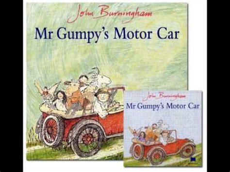 libro mr gumpys motor car 歌德書店 mr gumpy s motor car jybooks youtube