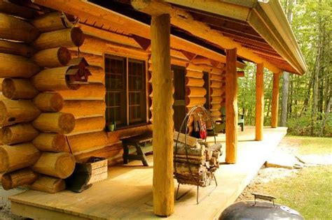 Door County Cabin Rental by Porch Of The Pinecrest Cabin Rental Picture Of Door