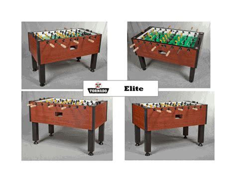 cyclone 2 foosball table tornado elite foosball table