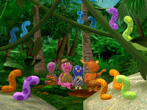 of the jungle location the backyardigans wiki