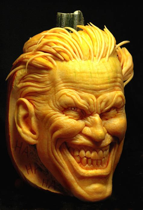 amazing pumpkin carving pics - Pumpkins Carvings