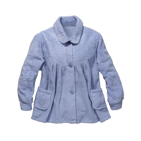 bed jackets chenille bed jacket