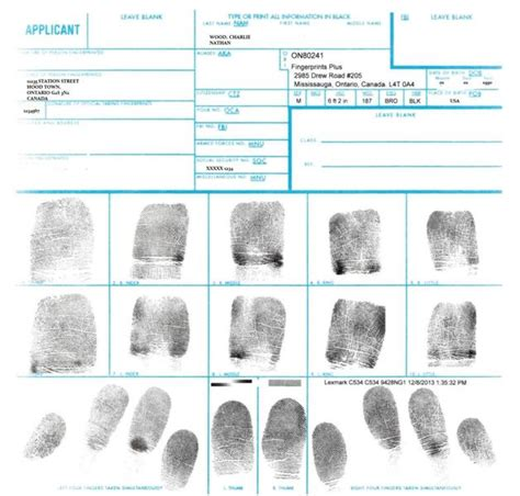 Where To Get Fingerprinted For Background Check Fbi Clearance Fbi Fingerprinting Fingerprints Plus