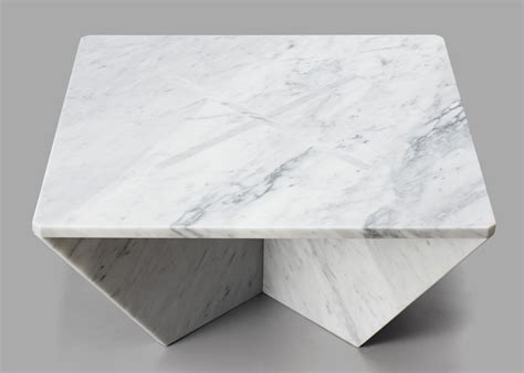 joe doucet flat pack marble furniture fibonacci stone intriguing snap together marble tables annex by joe