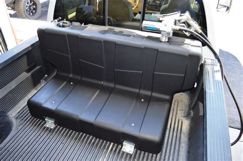 truck bed fuel tanks titan in bed transfer tanks free shipping shop