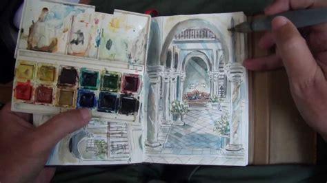 sketch book pdf sketchers spain museo thyssen malaga junio