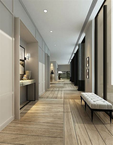 flooring and decor 20 corridor design ideas for hotels and
