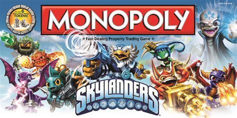 Promo Monopoly Monopoli The Original skylanders monopoly now available gamer