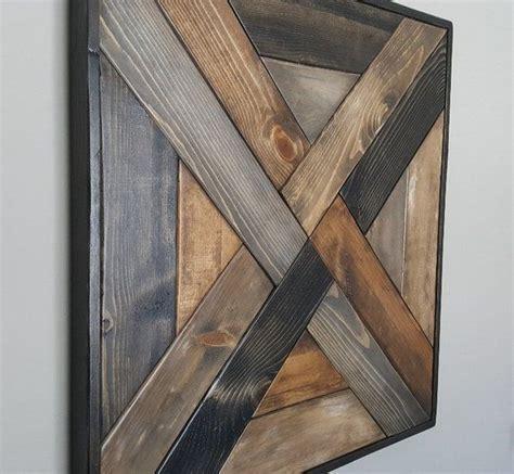 weave pattern wood wall art woodwork