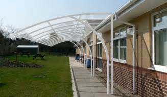 walkway awnings canopies walkway awnings cantaport