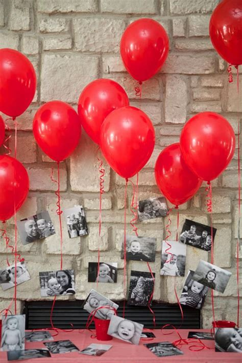 birthday themes in red best 25 red party decorations ideas on pinterest red