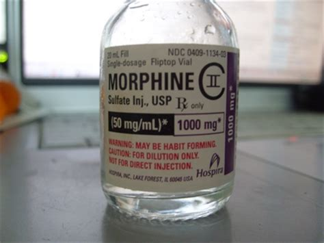Can You Detox From Morphine by Morphine
