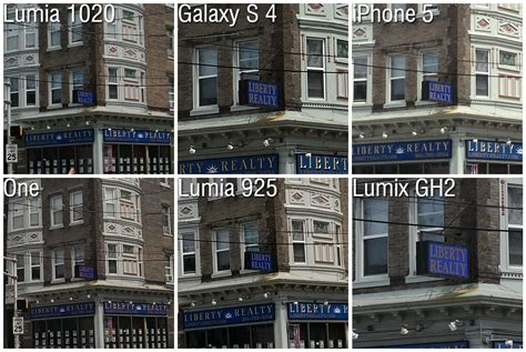 lumia 1020 vs compact comparison nokia lumia 1020 vs galaxy s4 iphone 5