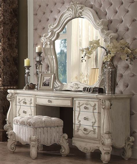 vanities for bedrooms with mirror bedroom vanity tables great gift idea for your loved ones