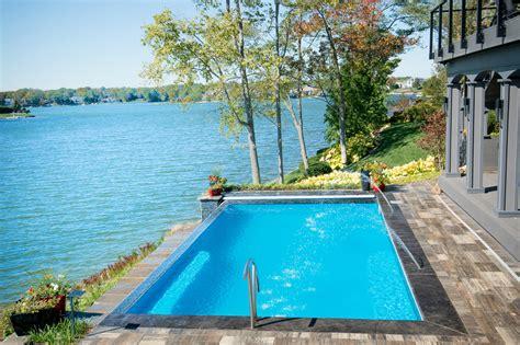 Backyard Pool Masters Backyard Renovation Pool Spa News Pools Awards